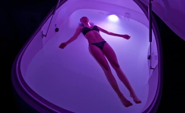 Will I feel claustrophobic in the float pod?