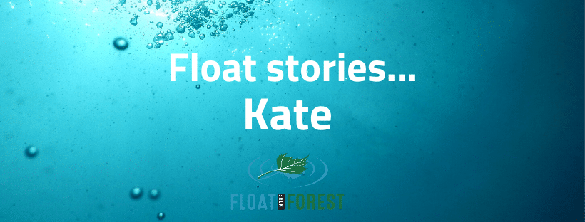 Kate's float story