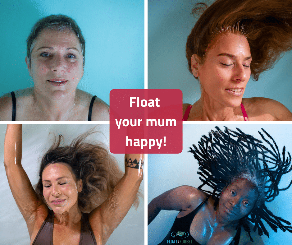Float your mum happy!