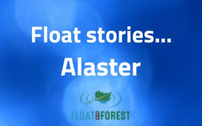Alaster's float story