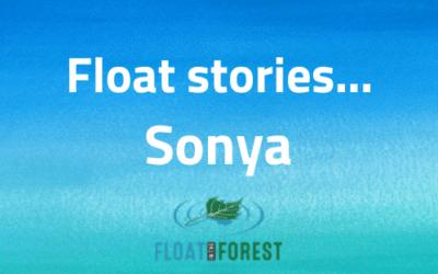 Sonya's float story
